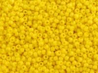 Бисер TOHO 42B Opaque Dark Yellow